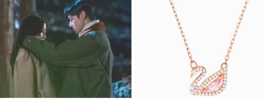 Ini Kalung yang Diberikan Suho pada Ju-Gyeong dalam True Beauty, Harganya Tidak Selangit
