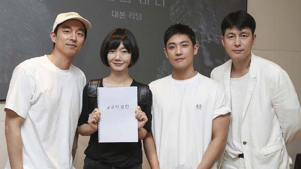 Syuting Serial The Silent Sea, Para Pemain Mengaku Susah ke Kamar Mandi