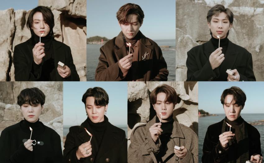 Ringkasan Wawancara BTS Versi lengkap BE-hind 'Full' Story