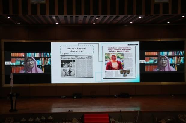 Indonsia Kaya Rempah, Miliki Potensi Besar di Industri Herbal