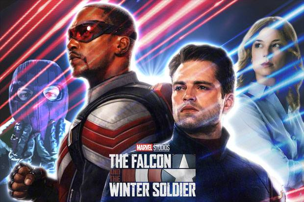 The Falcon and the Winter Soldier Suguhkan Aksi dan Emosi Menarik