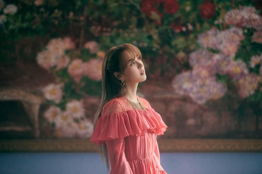 Makna Lagu Wendy Red Velvet Like Water, Ini Bagian Lirik yang Mesti Diperhatikan Fans