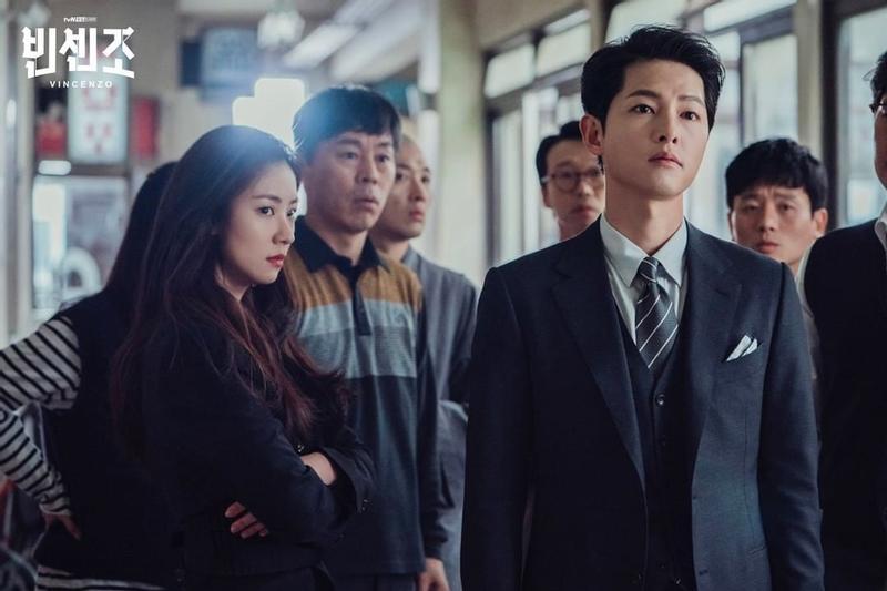 5 Momen Paling Bikin Kaget dari Drama Korea Vincenzo
