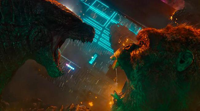 Godzilla vs. Kong Mengonfirmasi Satu Keunggulan Kong yang Tak Dimiliki Godzilla