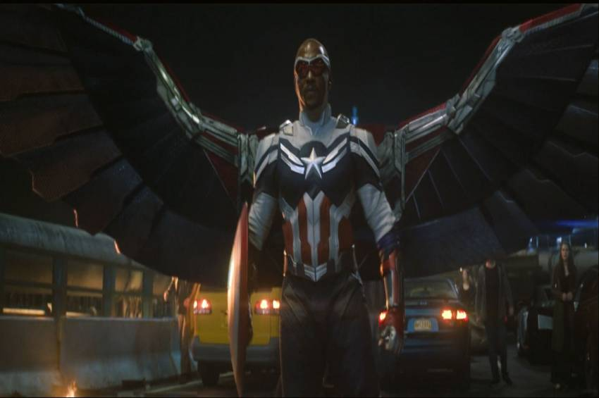 Sam Wilson Akhirnya Sahih Jadi Captain America Baru MCU