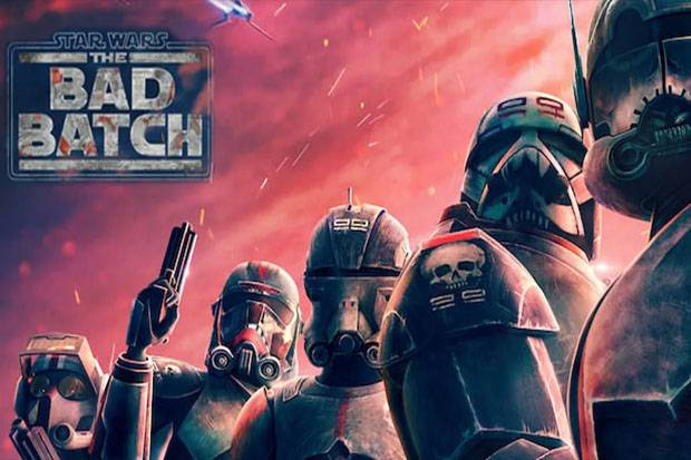 Star Wars: The Bad Batch, Tontonan Seru dari Kisah Perang Bintang