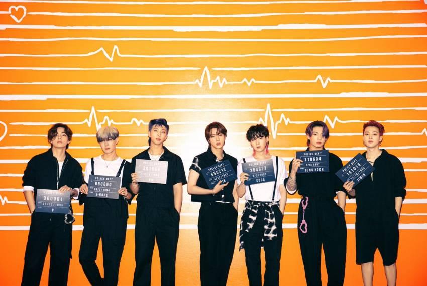 Ini Nama Panggung yang Awalnya Diberikan untuk BTS, Jungkook Dapat Nama Burung Camar