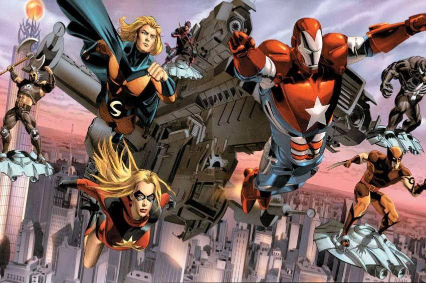 Diam-Diam Marvel Sedang Membangun Tim Dark Avengers di MCU