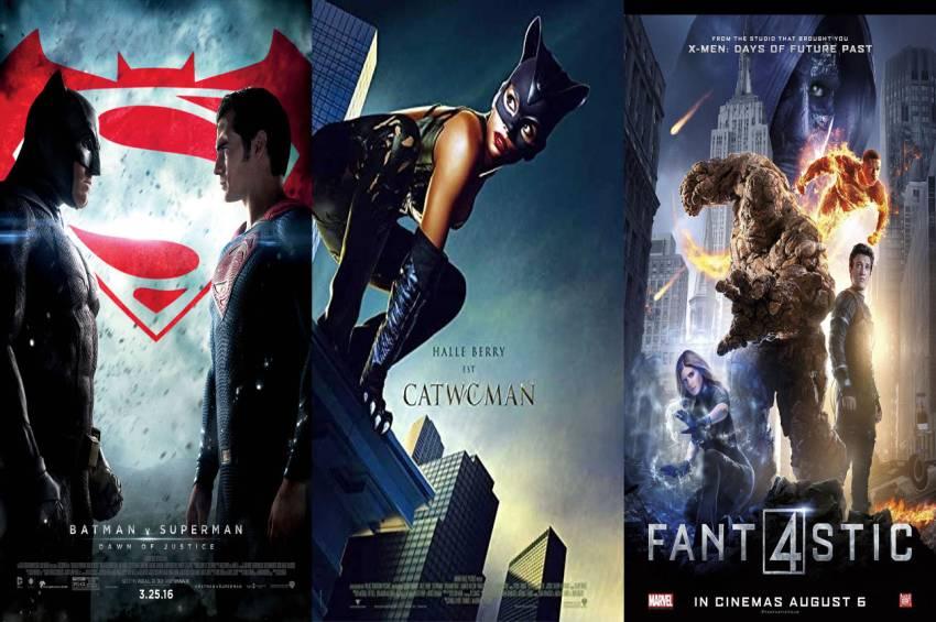 10 Film Superhero Terburuk yang Pernah Dibuat Sejauh Ini