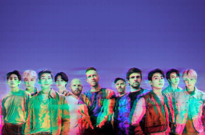 7 Kesamaan BTS dan Coldplay yang Membuat Duet My Universe Mereka Sangat Cocok