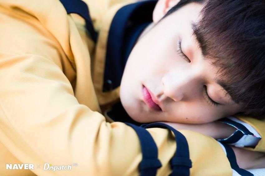 Mark NCT Hobi Mengigau, Sebut-Sebut Cinta pada Member Ini