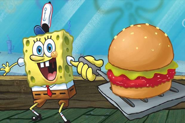5 Teori Formula Rahasia Krabby Patty di SpongeBob SquarePants