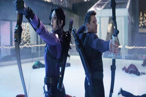 Kate Bishop, Pengganti Clint Barton sebagai Hawkeye di Marvel