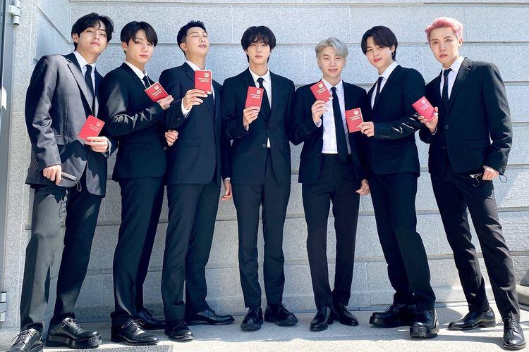 BTS di PBB Hari Ini: Jadwal, Pesan Pidato, dan Link Menontonnya