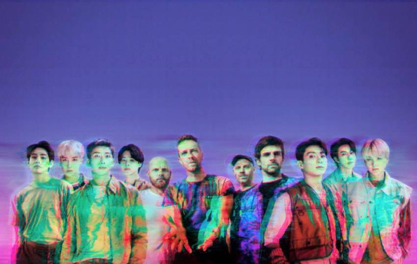 Makna Lagu My Universe ColdplayXBTS, Tetap Bucin dan Lawan Rintangan!