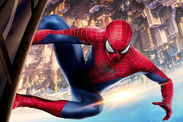 Situs Promosi Spider-Man: No Way Home Tampilkan Spider-Man Versi Andrew Garfield