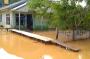 Banjir Rendam Ratusan Rumah Didua Kabupaten di Maluku Utara