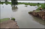 Tanggul Jebol, Ratusan Rumah dan 170 Hektar Sawah Terendam