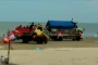 Ada Balap Truk Liar di Pantai Tuban, Ini yang Dilakukan Polisi