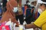 Jelang Pencoblosan, Petugas Pemungutan Suara Bangka Tengah Jalani Rapid Test