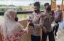 Cegah COVID-19, Puluhan Keluarga Brimob Polda Kepri Lakukan Rapid Test