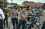 120 Kendaraan Dinas Personel Polres Batu Bara Dicek Fisik