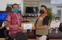 Sosialisasi Vaksinasi COVID-19, Keluarga Mahasiswa Jabar Terjun ke Cimahi