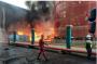 Ternyata Pemanas CPO yang Terbakar di Teluk Bayur, Bukan Kilang