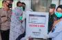 Prioritaskan Tenaga Kesehatan, 3.320 Vaksin Sinovac Tiba di Tanjab Timur
